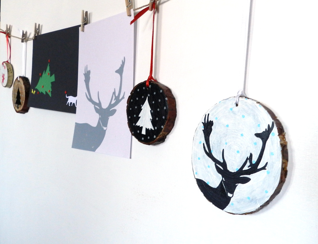 Weihnachtsprodukte Musterladen