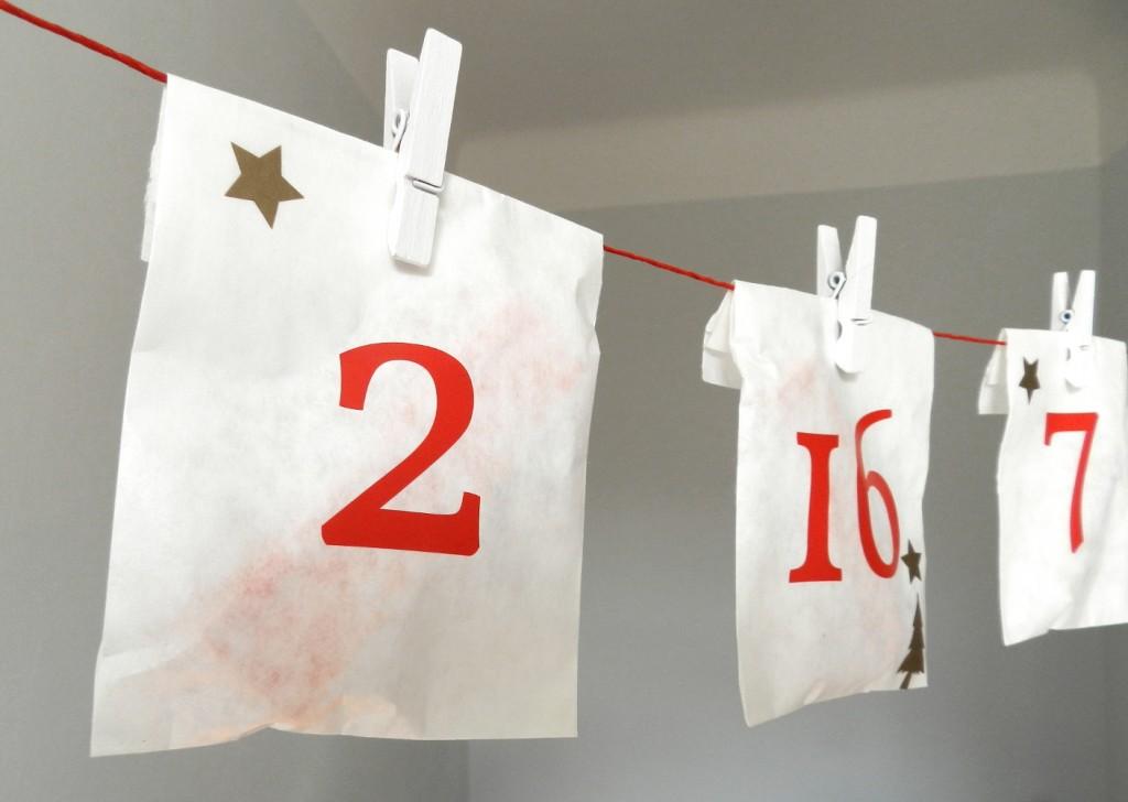 Adventkalender Baukasten