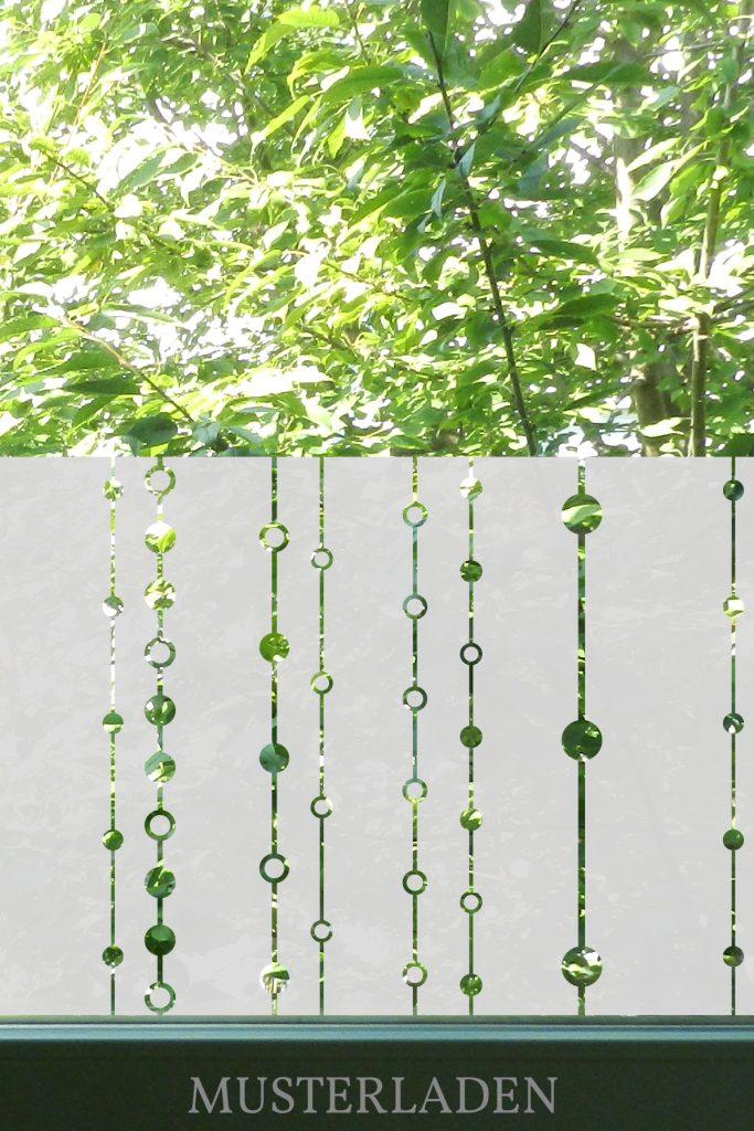 Dekorative Fensterfolien Motive - Musterladen