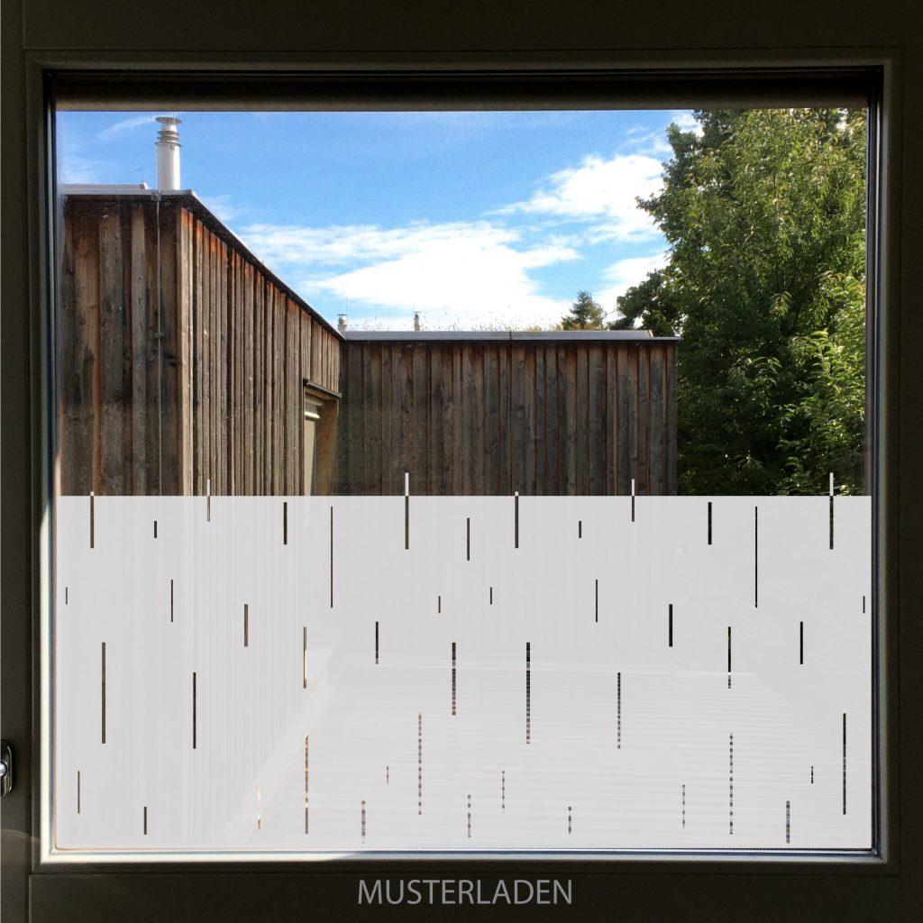 Dekorative Fenster Folien Motive für Sichtschutz - Musterladen
